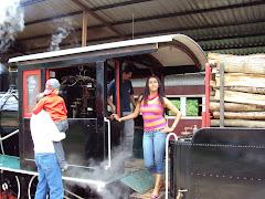 Passeio Turístico Histórico Cultural de Trem a Vapor