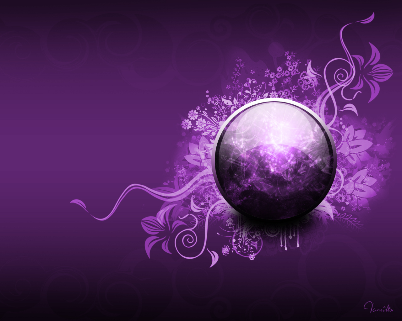 3d wallpapers purple for 3d wallpaper pink
