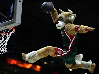 Bango named mascot of the year