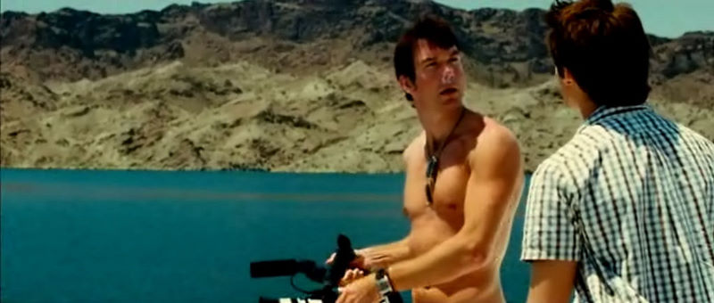 steven r mcqueen shirtless. Megapost: Jerry O#39;Connell amp; Steven R. McQueen Shirtless in quot;Piranha 3Dquot;