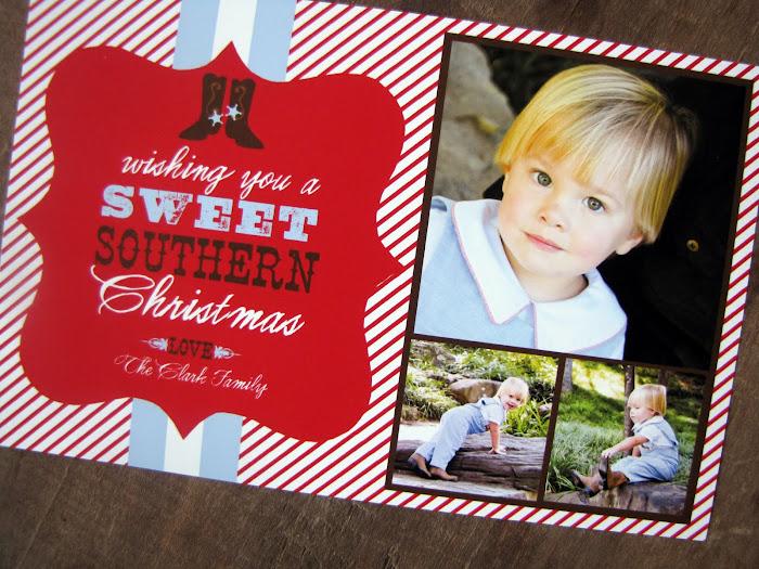 Nico And LaLa Cute Cute Custom Christmas Cards
