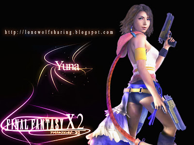 final fantasy yuna in a bikini yuna wallpaper. Final Fantasy Wallpapers