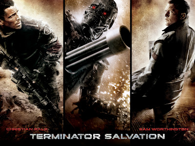 terminator 4 wallpapers. terminator salvation