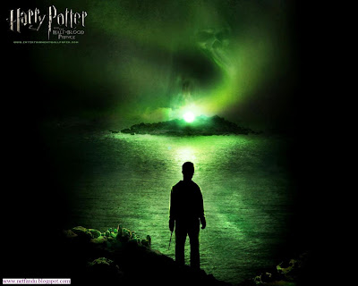 harry potter 6 wallpaper. Posted by netfandu at 6:02 AM