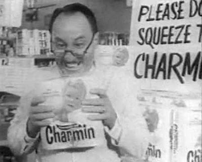 Mr. Whipple Loves the Charmin