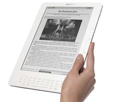 Amazon Kindle DX para todo el mundo