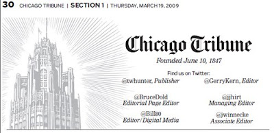Chicago Tribune en Twitter
