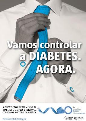 controle o diabetes
