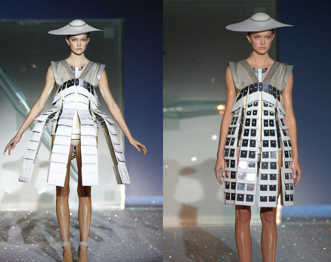 i mean, like, totally: TRANSFORMERS VS. HUSSEIN CHALAYAN