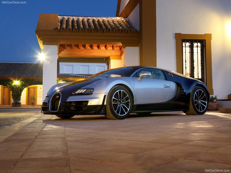 Bugatti Veyron Super Sport X Wallpaper