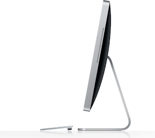 new imac side view