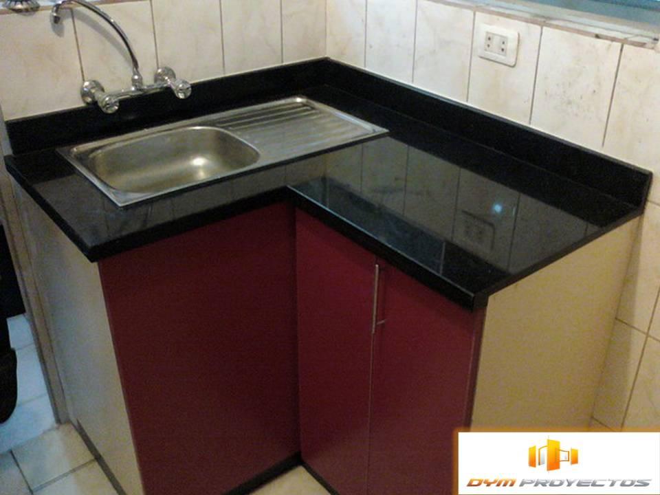 Dym proyectos muebles de cocina for Proyecto muebles de cocina