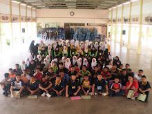 Bersama pelajar Sek Men Teknik Taiping