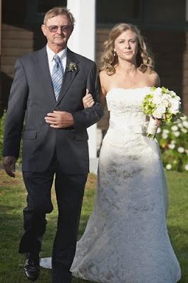 kinney bungalow wedding ceremony