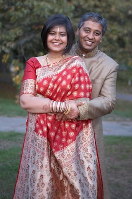 Rhode Island Indian wedding photographer