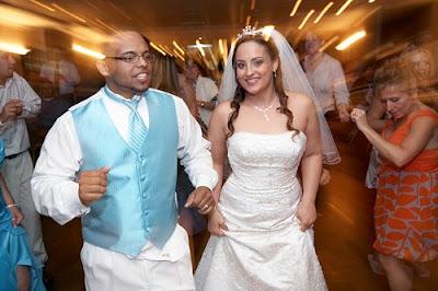 West Valley Inn wedding reception