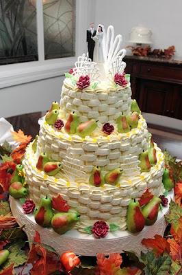 MA wedding cake