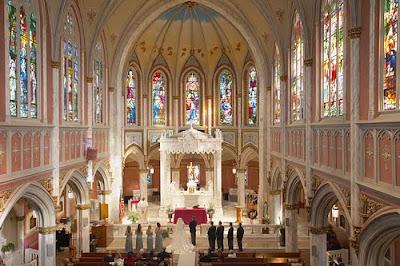 St Mary Bristol RI
