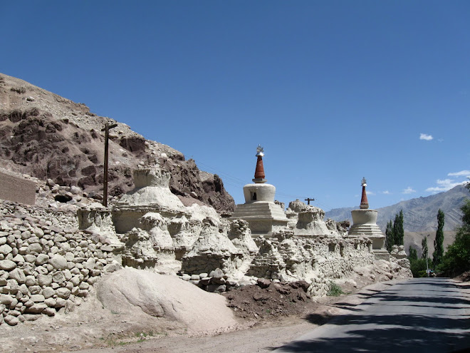 Buddist Monuments