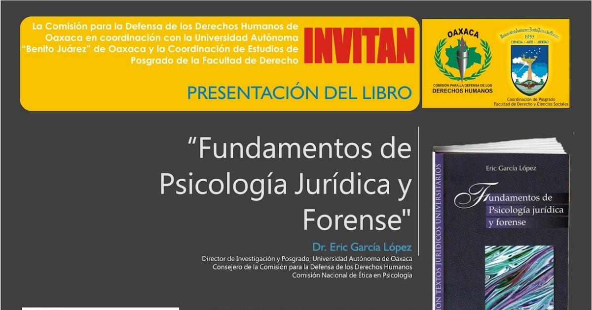 ... Jurídica y Forense. Presentación de Libro. Biblioteca Burgoa