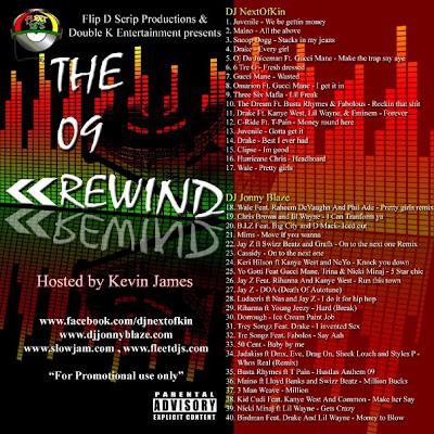 "[The Fleet Djs] New Post : Flip D Scrip Productions & Double K Entertainment presents""The 09 Rewind"" WITH DJ NextOfKin,DJ Jonny Blaze"