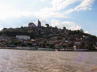 Paysages du Mexique - Patzcuaro - photos blog voyage