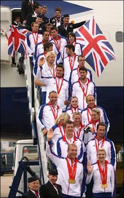 British medalists from Beijing