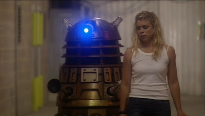 The Dalek and Rose