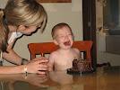"""Wes""""s 1st Birthday!"""