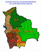 BOLIVIA, EL GEOCENTRO ESTRATÉGICO DE SUDAMÉRICA