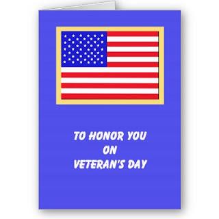 Veterans day paper