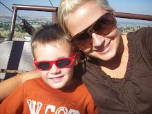 Me & my little man!