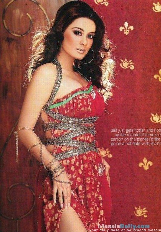 , Minissha Lamba Hot Unseen Magazine Scans