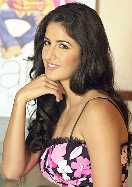 Katrina Kaif in Sexy Pink Dress - Hot Unseen Pics