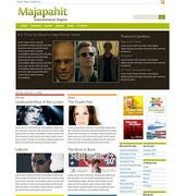 Majapahit Wordpress Theme Download