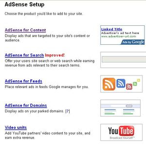 Adsense For Domain Parking