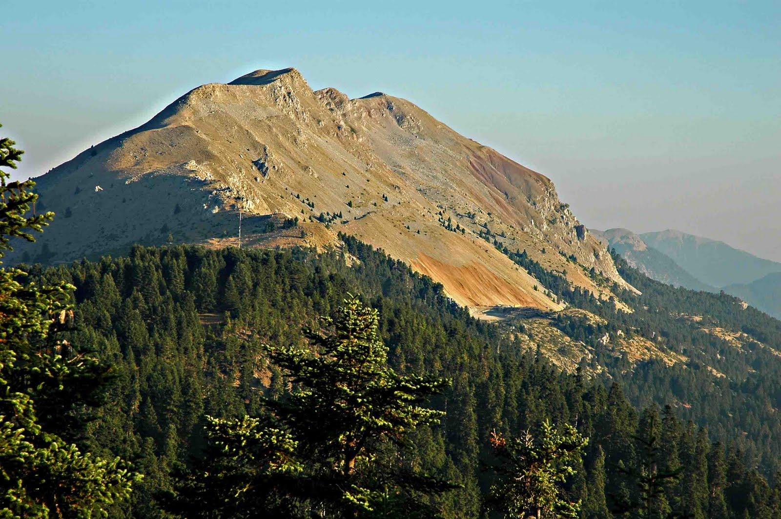 Για την προστασία των Κραβαρίτικων Βουνών...
