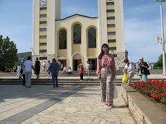 MEDJUGORJE: ST. JAMES CHURCH