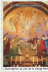 L'Assomption au ciel de la Vierge Marie