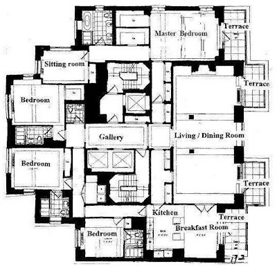 Building Floor Plans Nyc Nyc Tenement Floor Plan Home Plan And