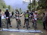 Mountain Biking......