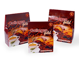 COLLAGEN GOLD CAFE - RM32.90