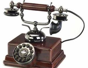 رمز التليفون