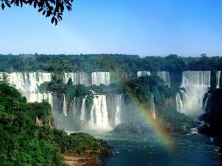 Iguazu_Falls, Brazil