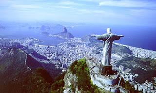 The Christ Redeemer - Rio de Janeiro, Brazil