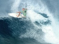 Surfing at Siargao Island