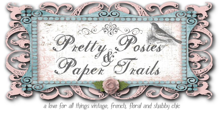 Pretty Posies and Paper Trails