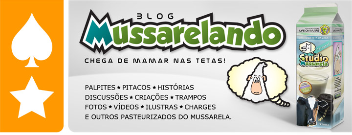 Mussarelando