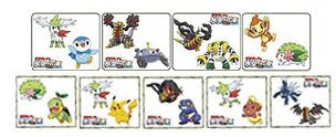 Pokemon Body Sticker Toysrus