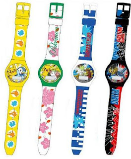 Pokemon Digital Watch Ensky